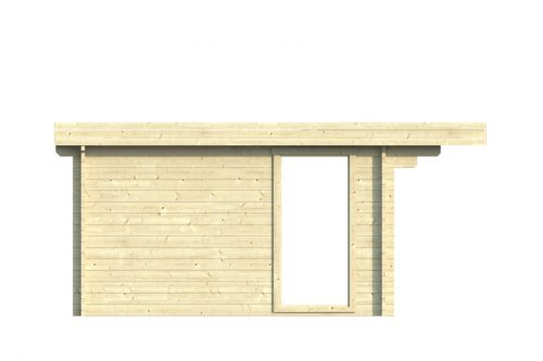 WICKLOW LOG CABIN 5m X 5m 2