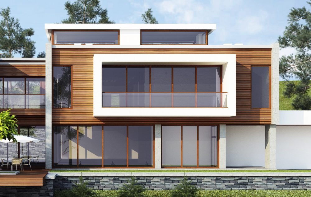 The Latest Trends In Wooden Houses Production 1