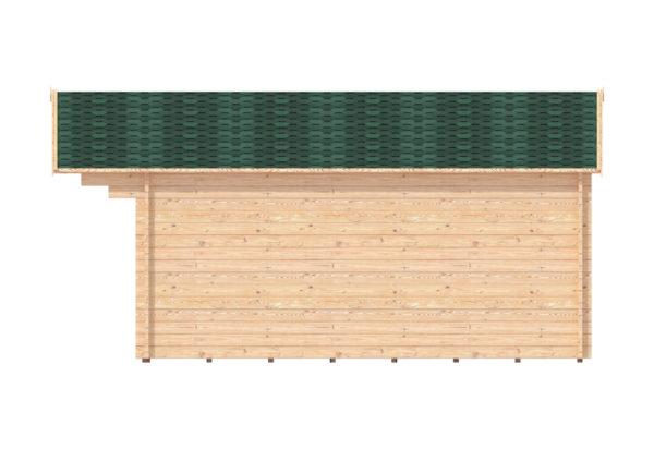 WATERFORD LOG CABIN | 5m X 5m 5