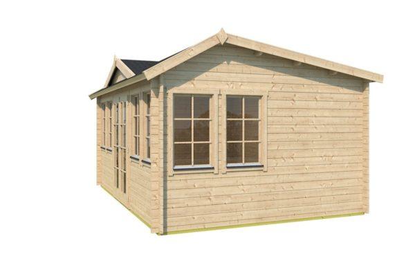 Chic garden room Clockhouse NEWCASTLE 44 | 5.7 x 4.2 m (18'8'' x 13'8'') 44 mm 3