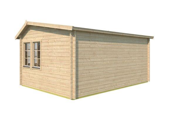 Chic garden room Clockhouse NEWCASTLE 44 | 5.7 x 4.2 m (18'8'' x 13'8'') 44 mm 4