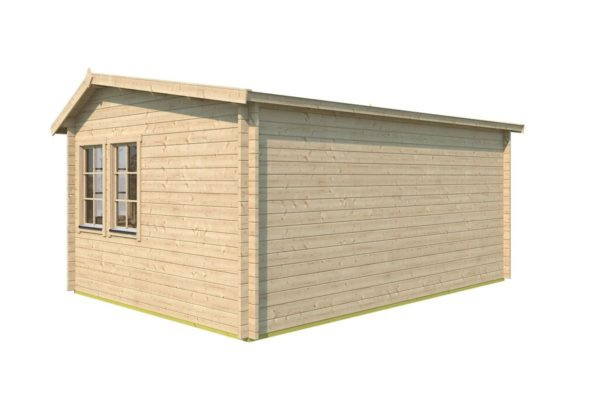 Chic garden room Clockhouse NEWCASTLE 44 | 5.7 x 4.2 m (18'8'' x 13'8'') 44 mm 4