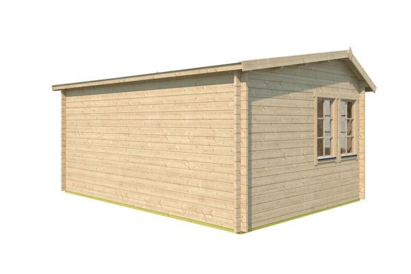 Chic garden room Clockhouse NEWCASTLE 44 | 5.7 x 4.2 m (18'8'' x 13'8'') 44 mm 5