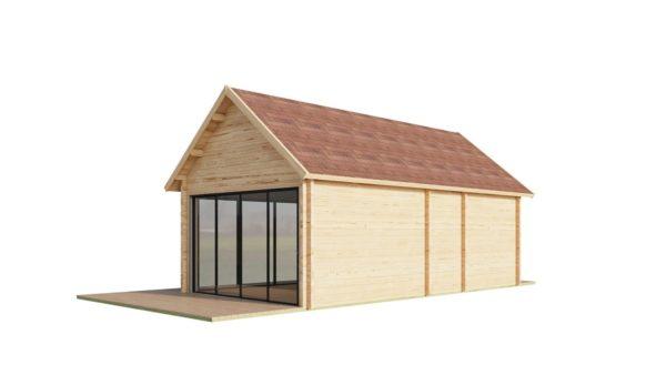 Outdoor Kitchen Lounge MAREK 70 | 8 x 4.6 m (26'5'' x 15'1'') 70 mm 2