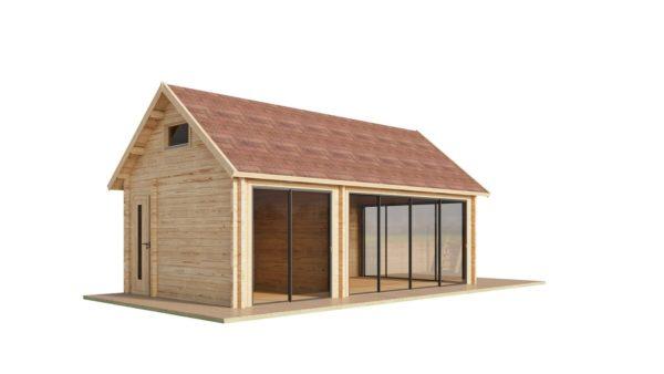 Outdoor Kitchen Lounge MAREK 70 | 8 x 4.6 m (26'5'' x 15'1'') 70 mm 3