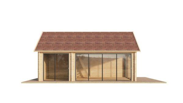 Outdoor Kitchen Lounge MAREK 70 | 8 x 4.6 m (26'5'' x 15'1'') 70 mm 5