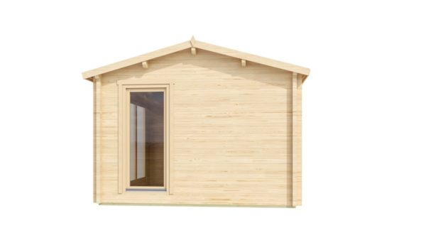 Garden office building OFFICE HOUSE 70 | 9.2 x 4 m (30'1'' x 13'2'') 70 mm 3