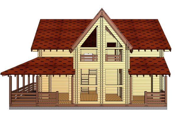 MONSERAT 190 - LUXURIOUS HOUSE 11.9m X 9.5m 11