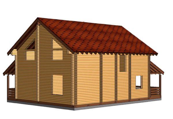 MONSERAT 190 - LUXURIOUS HOUSE 11.9m X 9.5m 12