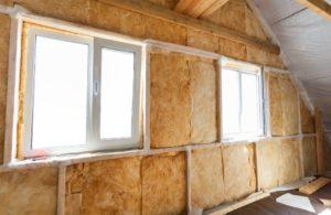Wall Insulation & TG Cladding