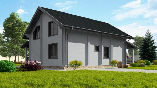 MONSERAT 190 - LUXURIOUS HOUSE 11.9m X 9.5m 8