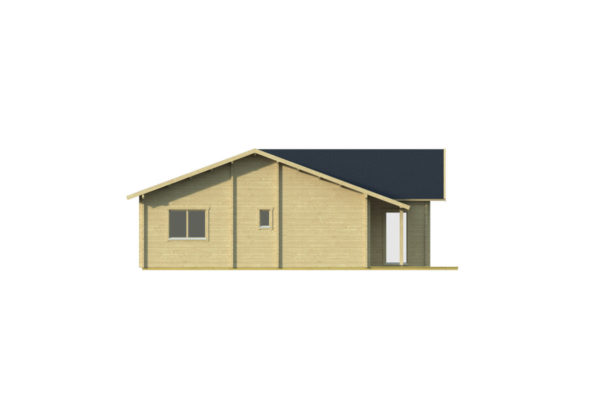 FRANCESCA 70 - LOG CABIN WITH MULTIPLE ROOMS 14.7m X 11m 4