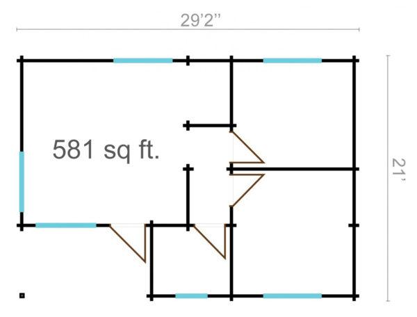 PENELOPE 70 8.9m X 6.4m 7