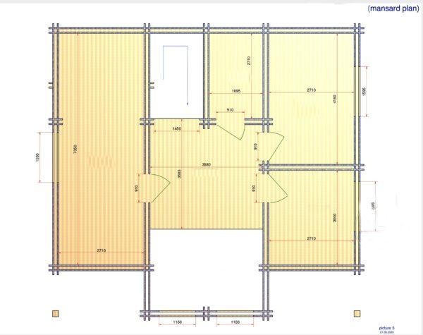 MONSERAT 190 - LUXURIOUS HOUSE 11.9m X 9.5m 3