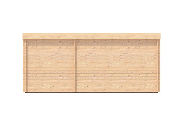 DUNBOYNE LOG CABIN | 6m X 4.5m 2